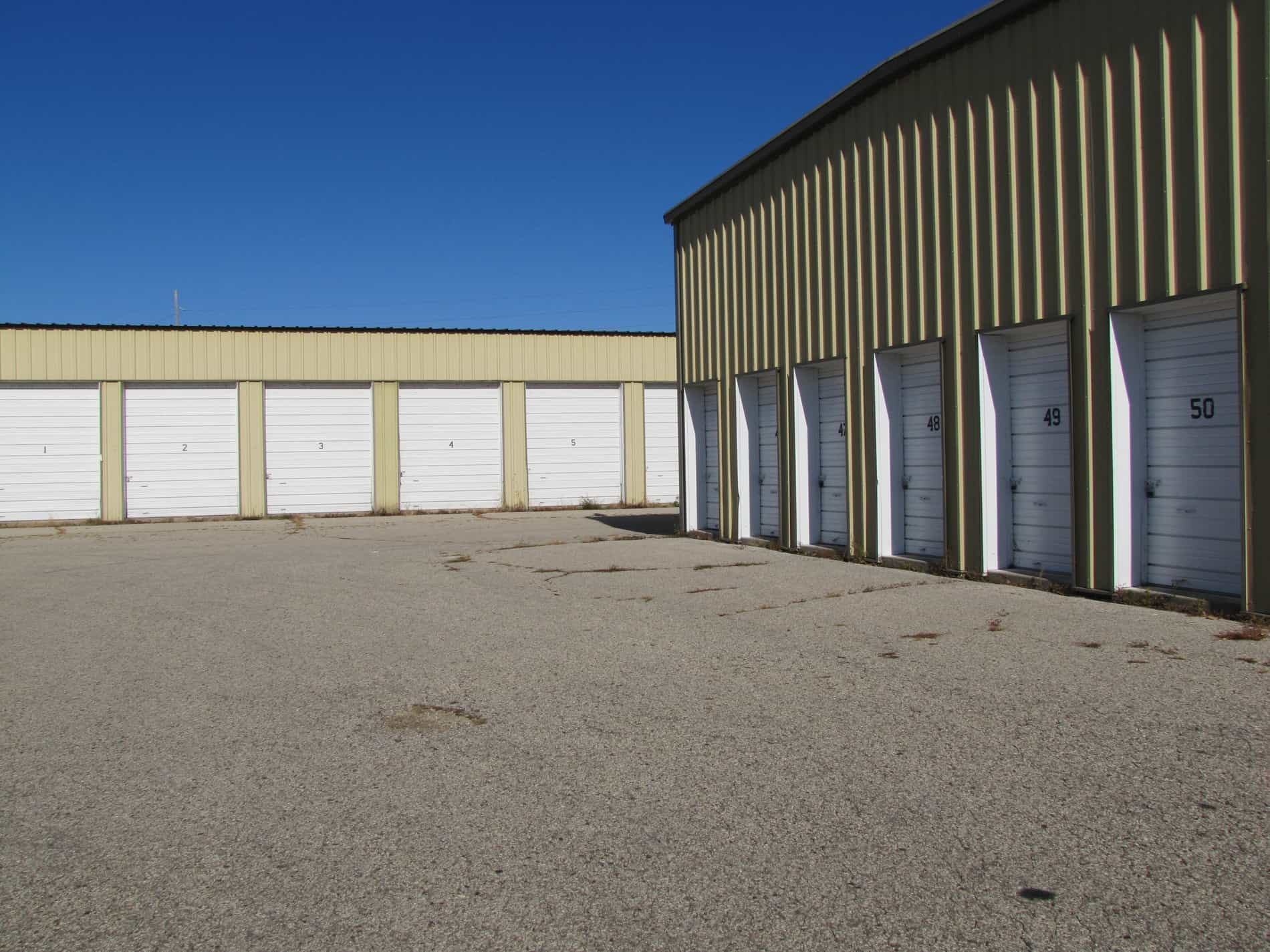 Oversized Units With Extra Large Doors Are Available At This Site, Which  Are Ideal For RV/Boat Storage.